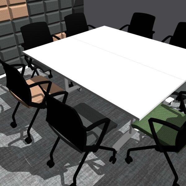 Cube Chairs - Verco